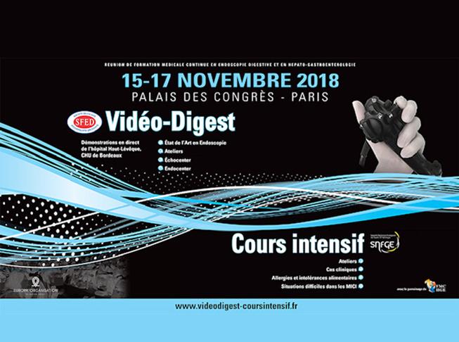 Vidéo-Digest/Cours intensif 2018