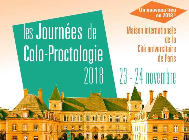 Les Journées de Colo-Proctologie 2018
