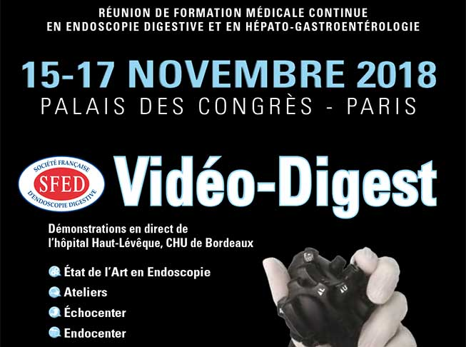 Vidéo-Digest 2018 – SFED