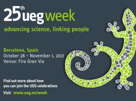 25th ueg week
